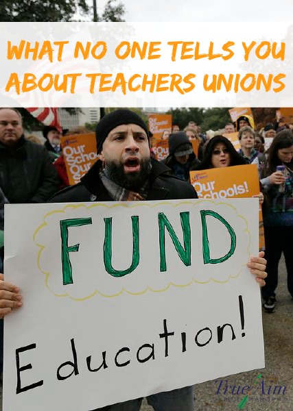 What no one tells you about teachers unions