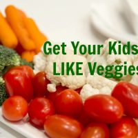 3 Ways to Get Your Children to Like Vegetables