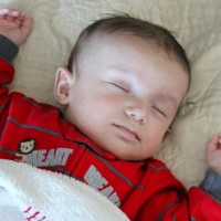 how to help baby sleep when stopping breastfeeding
