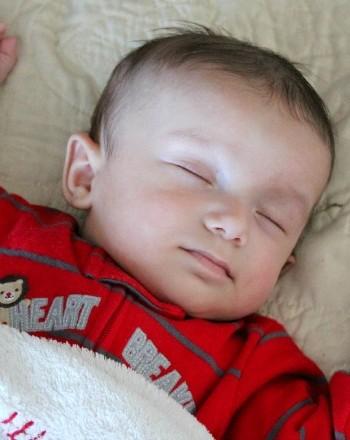 5 Ways to Help Your Newborn Sleep