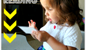 Preschool Reading Activity