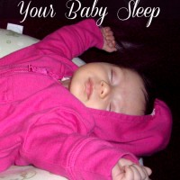 5 Things that Help Your Newborn Sleep
