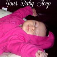 5 Things that Help Your Newborn Sleep