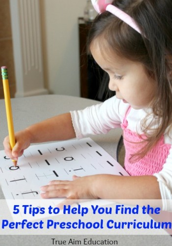 How to Find the Best Preschool Curriculum!