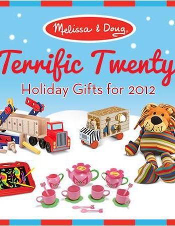 Melissa and Doug Terrific Twenty List and Giveaways