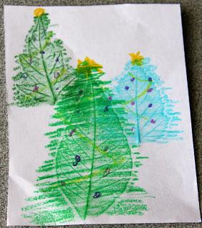 Christmas Crafts for Kids: Handmade Christmas Tree Cards
