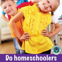 Homeschool Socialization: Is School the Best Model?