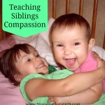 Siblings learn compassion – the hard way!