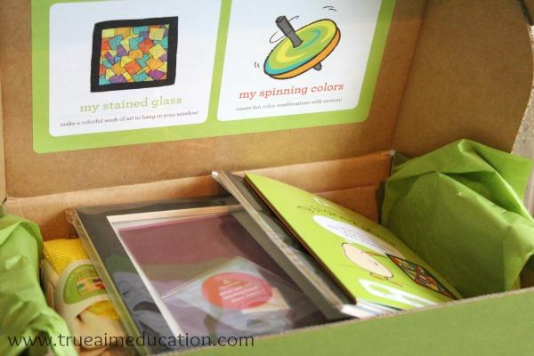 color crafts kiwi crate
