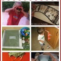 6 DIY Toys for Young Children and Mom's Library #53