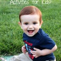 10 Backyard Activity Ideas and Mom's Library #51
