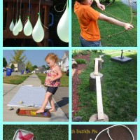 10 Summer Fun Activities and Mom's Library #54