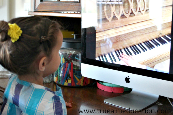 free piano lessons for kids