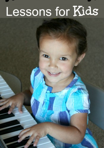 Free Piano Lessons For Kids Review and Giveaway!
