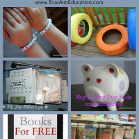6 Awesome Parenting Tips and Mom's Library #58