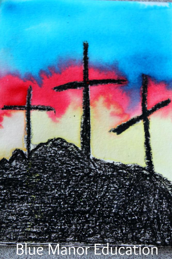 bible-story-art-for-kids-cross-art