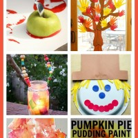 6 Fall Arts and Crafts Activities and Mom's Library #62