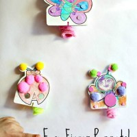 Easy Crafts for Kids: DIY Finger Puppets with Pom Tree Kids & Giveaway!