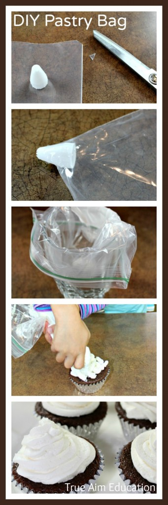 how to make your own pastry bag