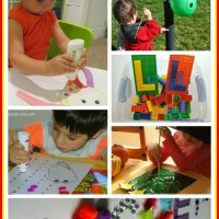 15+ Preschool Alphabet Activities and Mom's Library #66