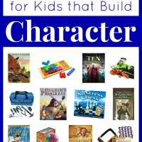Values for Children: Character Building Gift Guide