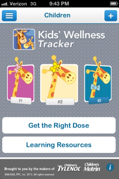 acetaminophen dosage calculator for kids and infants