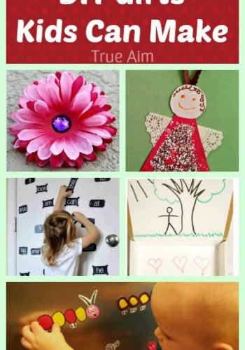 diy gifts kids can make