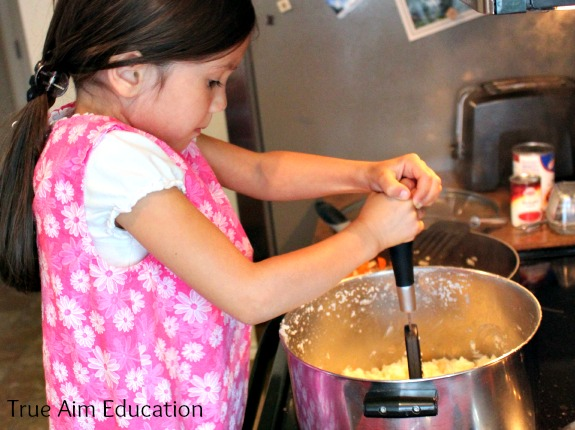 Easy garlic mashed potato recipe