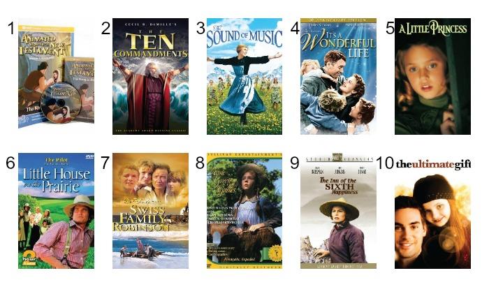 movies that teach values