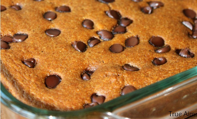 Cooking with Kids: Healthy Pumpkin Gingerbread Cake