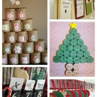 10 DIY Advent Calendar Ideas and Mom's Library #72