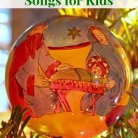 Classic Christmas Songs for Kids Free Printable!
