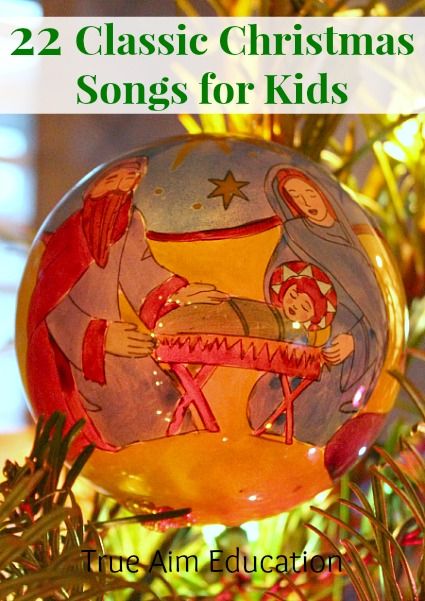 22 classic Christmas songs for kids