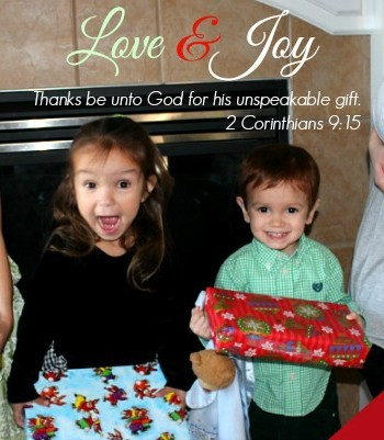 Christmas Birth Announcement 2