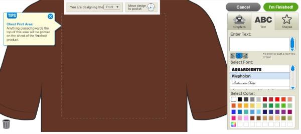 Custom t-shirt psalm 127