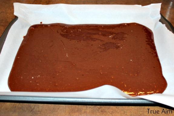 brownie bars