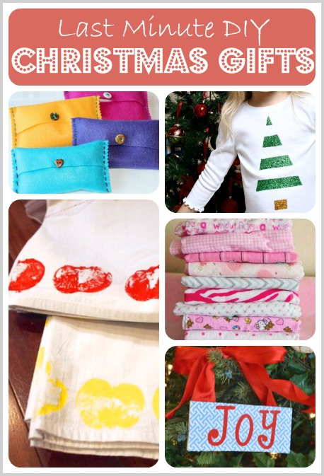 5 Last Minute Diy Christmas Gifts And Moms Library 74 True Aim