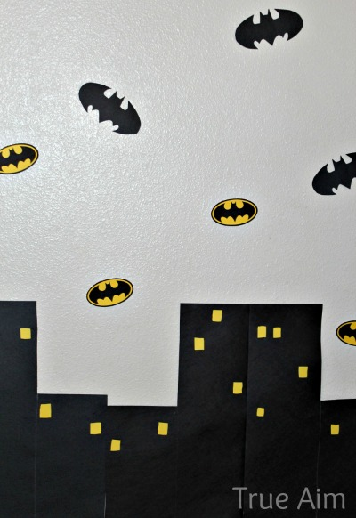 Batman Birthday Themed Party Ideas and a Cake Giveaway ...