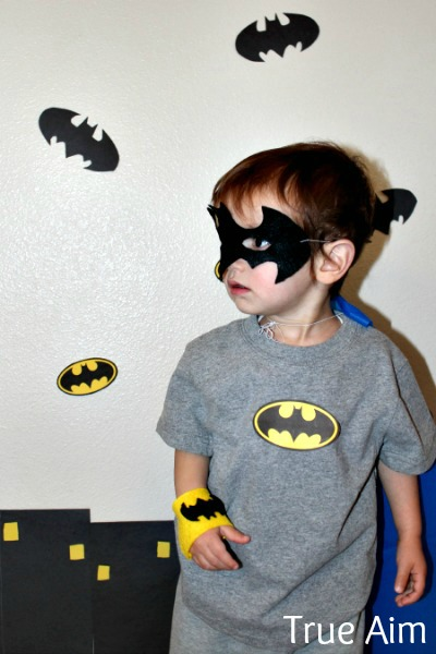 batman birthday outfit