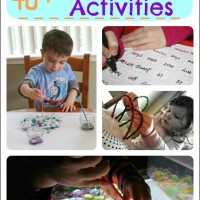 40+ Fine Motor Activities and Mom's Library #78