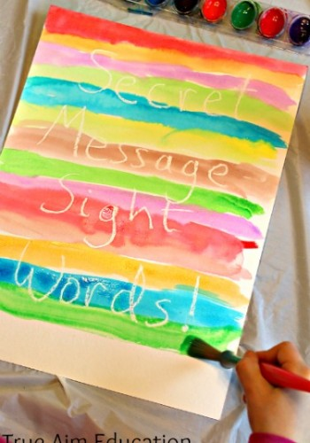 reading sight word activity