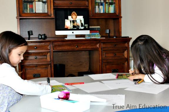 Dvd art lessons for kids