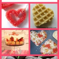 20+ Valentine's Day Snack Ideas and Mom's Library #81