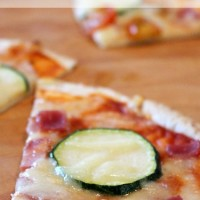 Cooking with Kids: 5 Second Pizza Crust!