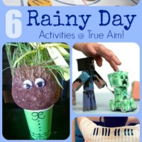 6 Unique Rainy Day Activities for Kids