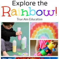 Exploring the Rainbow and Mom's Library #86