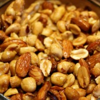Homemade Honey Roasted Nuts Recipe