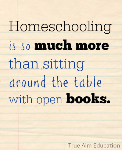 homeschooling is