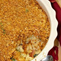 Easter Recipe: Baked Macaroni Casserole with Kraft Fresh Take