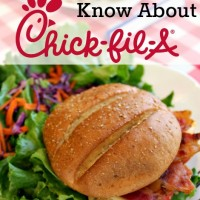 5 Things You Didn't Know About Chick-fil-A #GrilledLove